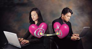 любовь по интернету