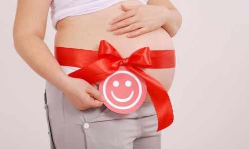 Период беременности