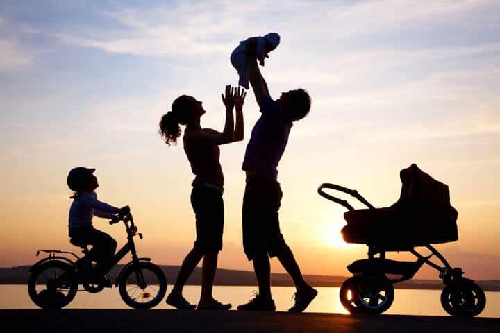 Дети в браке
