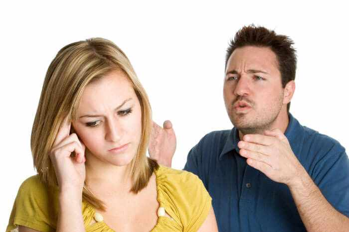 Семейные ссоры