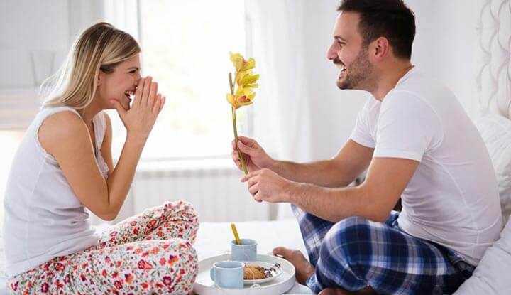 Активный отдых семейная пара