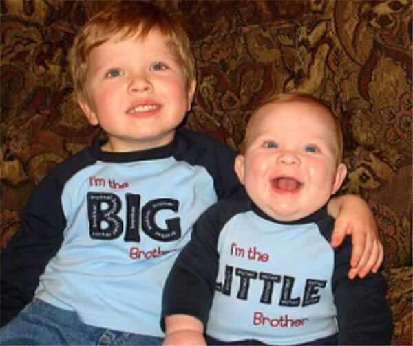 Мальчики братья