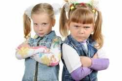 Протесты у ребенка