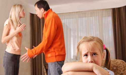 Проблема возникновения конфликтов в семье