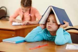 трудности в учебе
