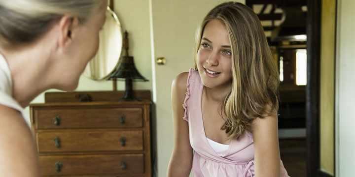 Как рассказать дочери 12 лет о сексе?