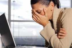 Усталость - причина отказа женщины