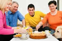 Просьба о знакомстве с родителями