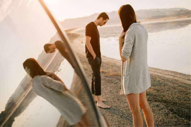 7 верных признаков того, что мужчина бросит вас после первого интима