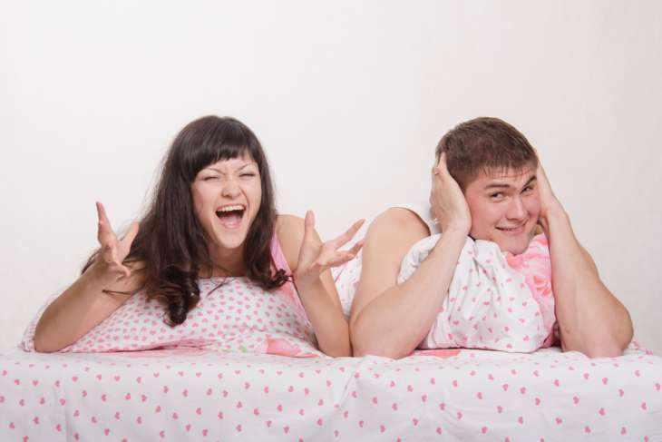 Как избежать постоянных ссор в семье?
