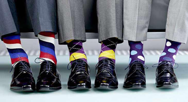 Носки: несколько правил хорошего тона