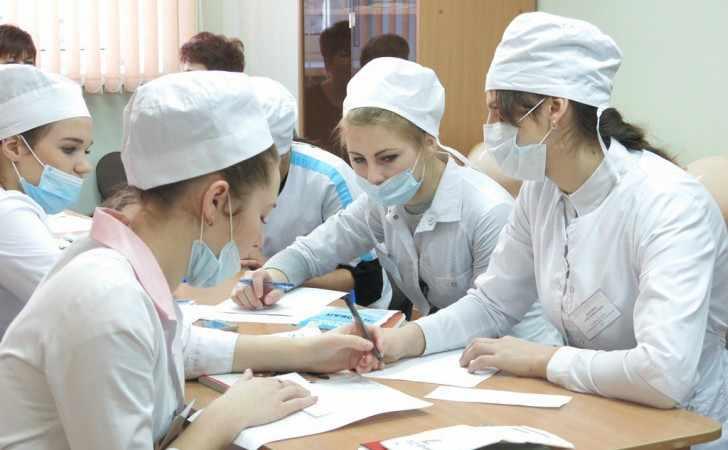 окончить медицинский колледж