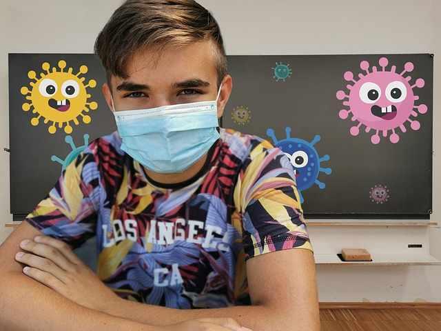 коронавирус дети подростки