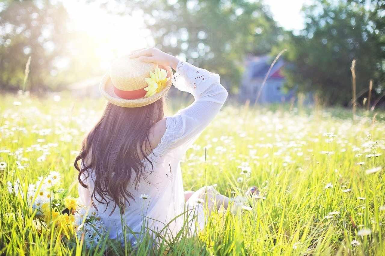 Весна как повод для счастья