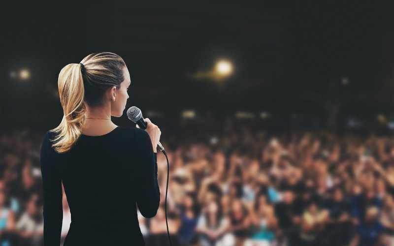 как не бояться выступать перед публикой