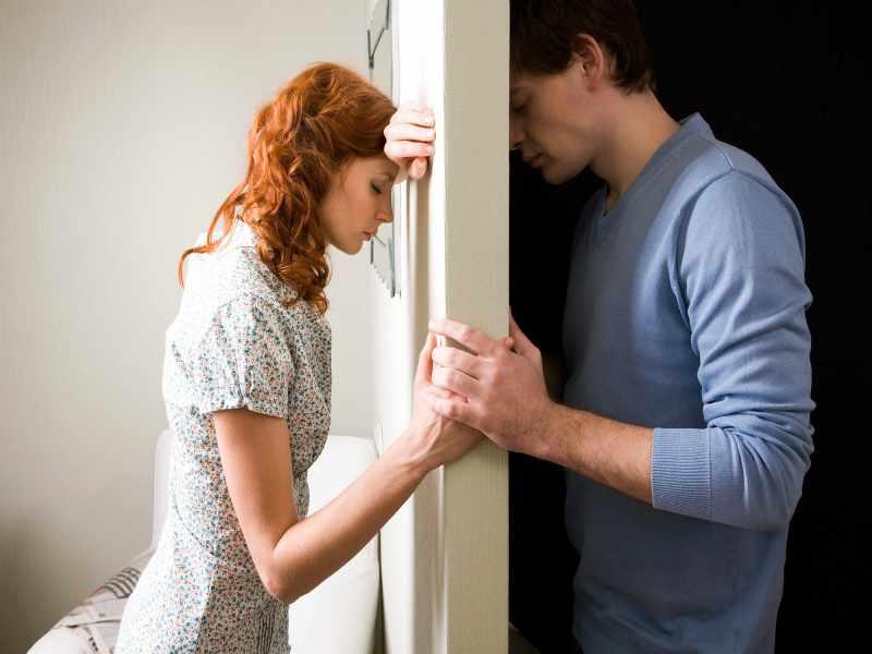 как вернуть доверие девушки