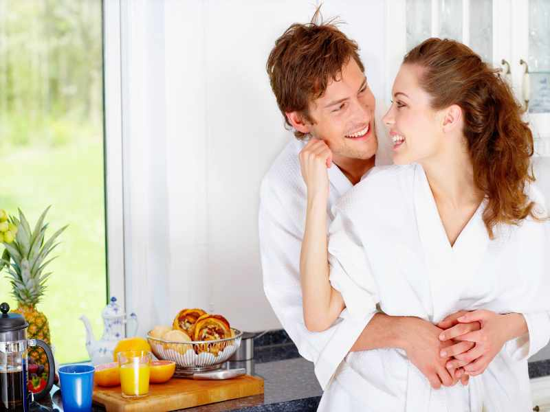 как стать хорошей женой для своего мужа