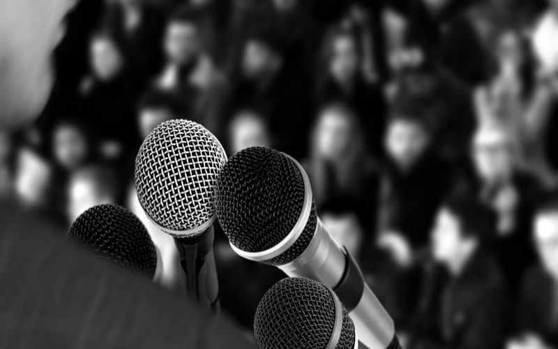 как не волноваться перед публичным выступлением