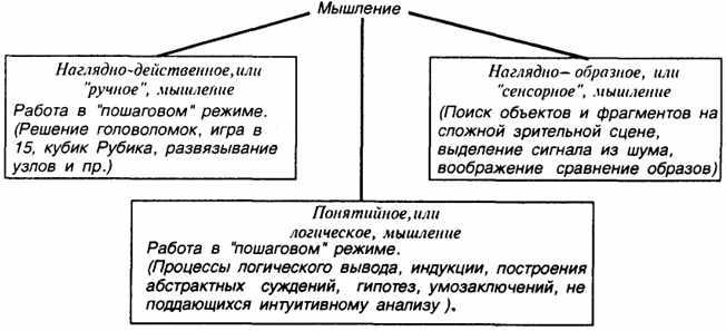 описание мышления