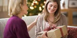 Подарок дочери