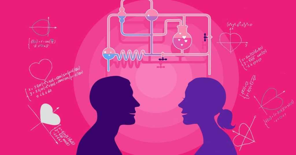 Признаки химии в отношениях