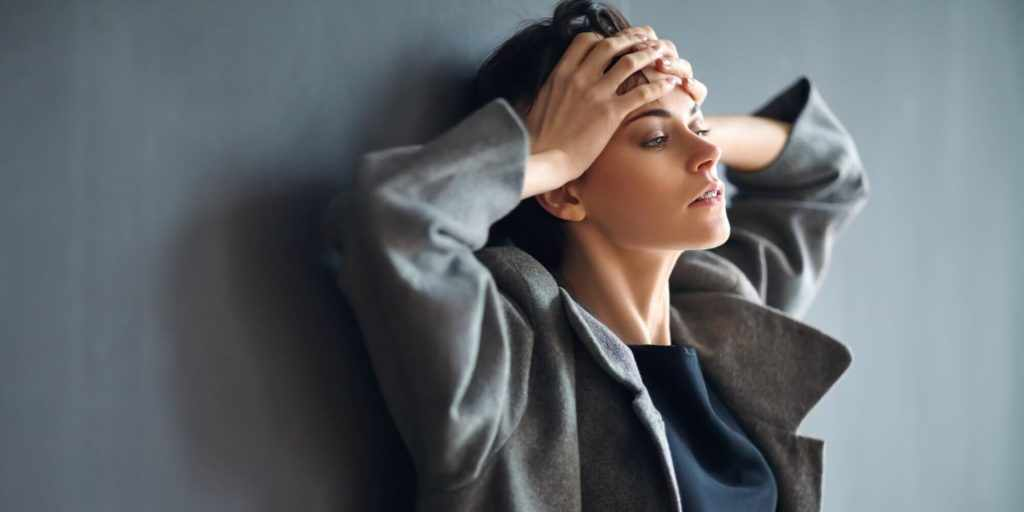 Апатия из-за разрыва отношений