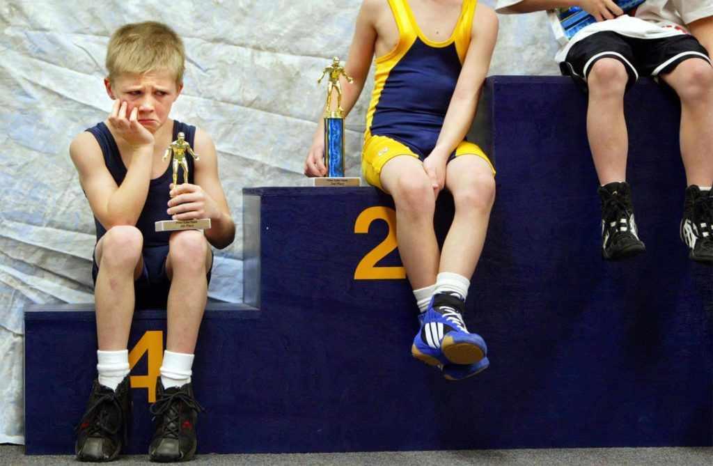 Неудачи в детстве