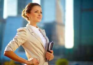Быть успешной женщиной