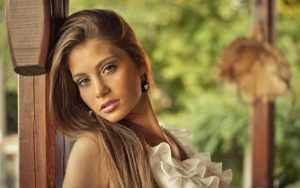 Красота девушки