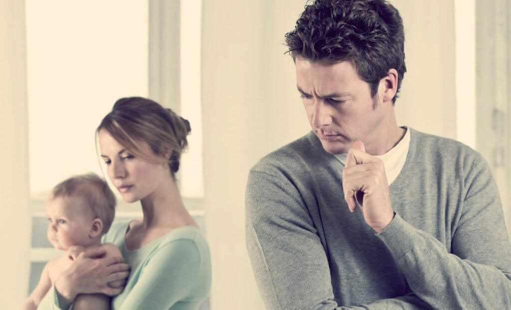 Минусы после расторжения брака
