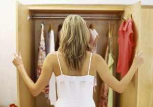 Пересмотрите гардероб