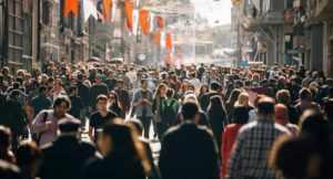 Жители мегаполисов