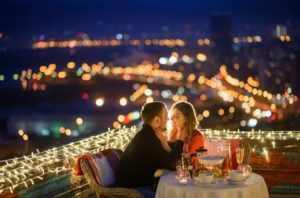 Ужин под звездами