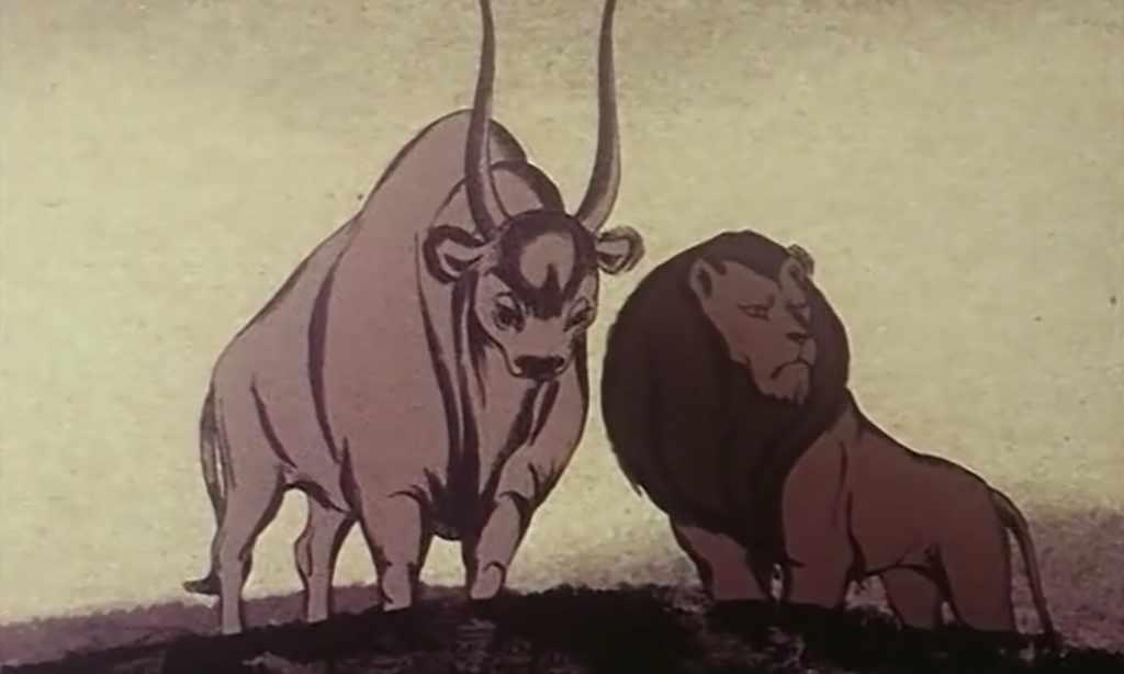 Отношения Льва и Тельца