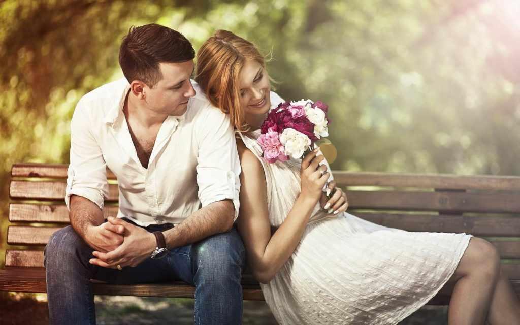 Романтические встречи