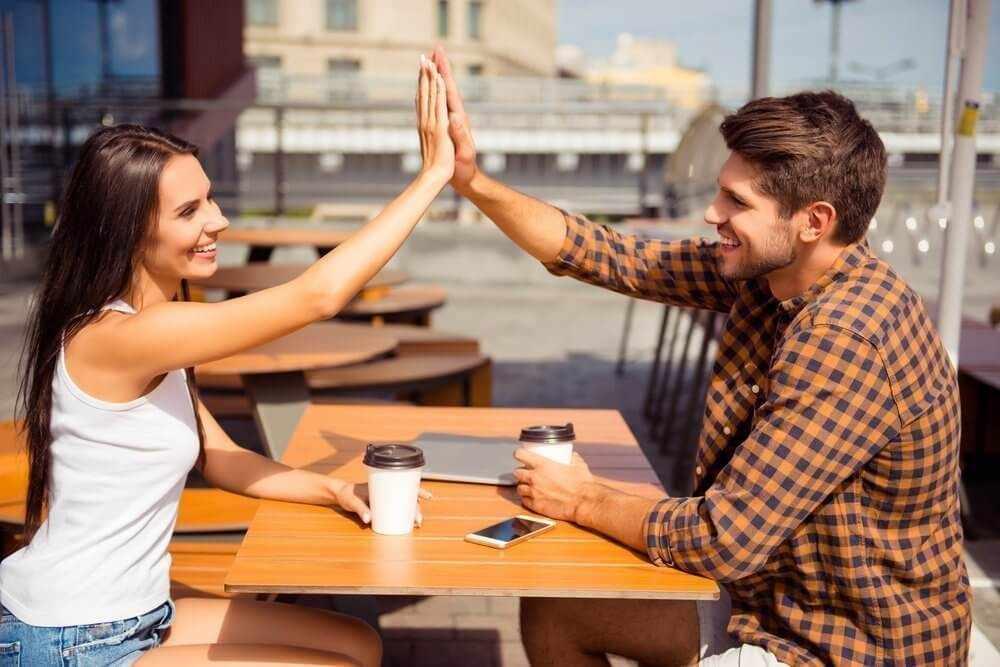 Овен и Дева: совместимость в дружбе