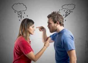 Женщина-Весы и мужчина-Овен в браке