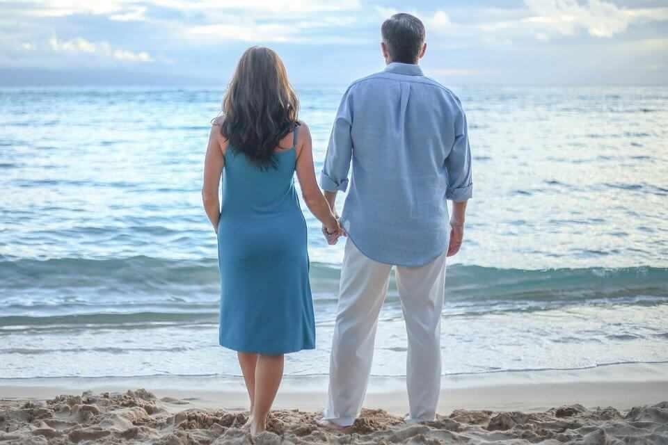 Женщина-Водолей и мужчина-Овен в любви