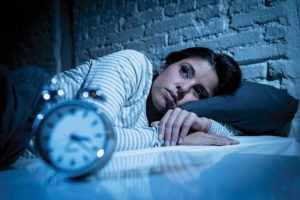 Бессонница из-за депрессии