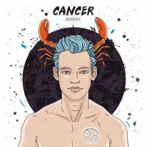 Мужчина-Рак