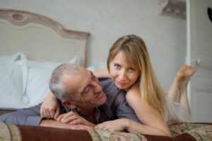 Мужчина старше в паре