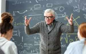 Разговорный этикет преподавателя
