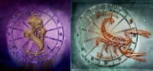 Дева-Скорпион
