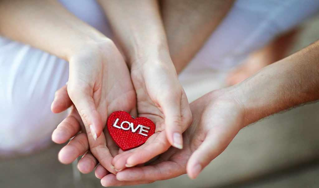 Подходящий момент для признания в любви