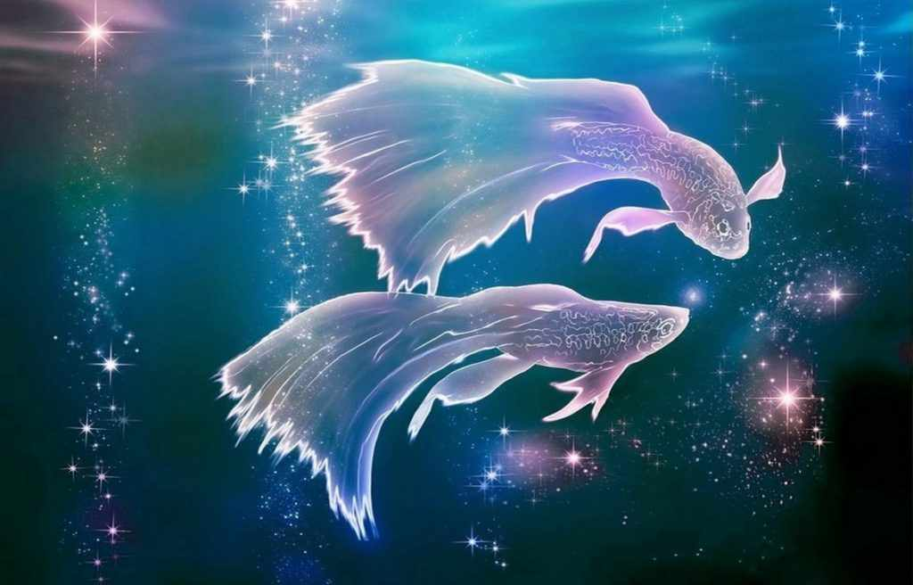 Союз с женщиной-Рыбы