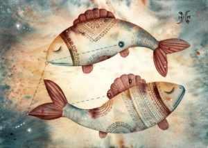 Женщина-Рыбы с другими знаками
