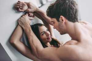 Девушка-Скорпион сексуальность