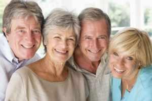 Общее знакомство всех родителей
