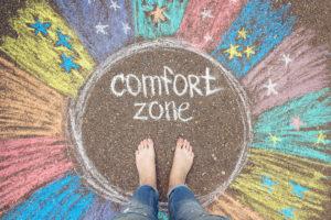 Принцип работы зоны комфорта